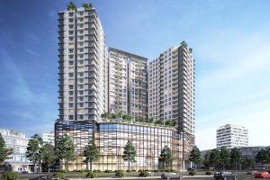 Dự án căn hộ EVERICH INFINITY - Phát Đạt Quận 5