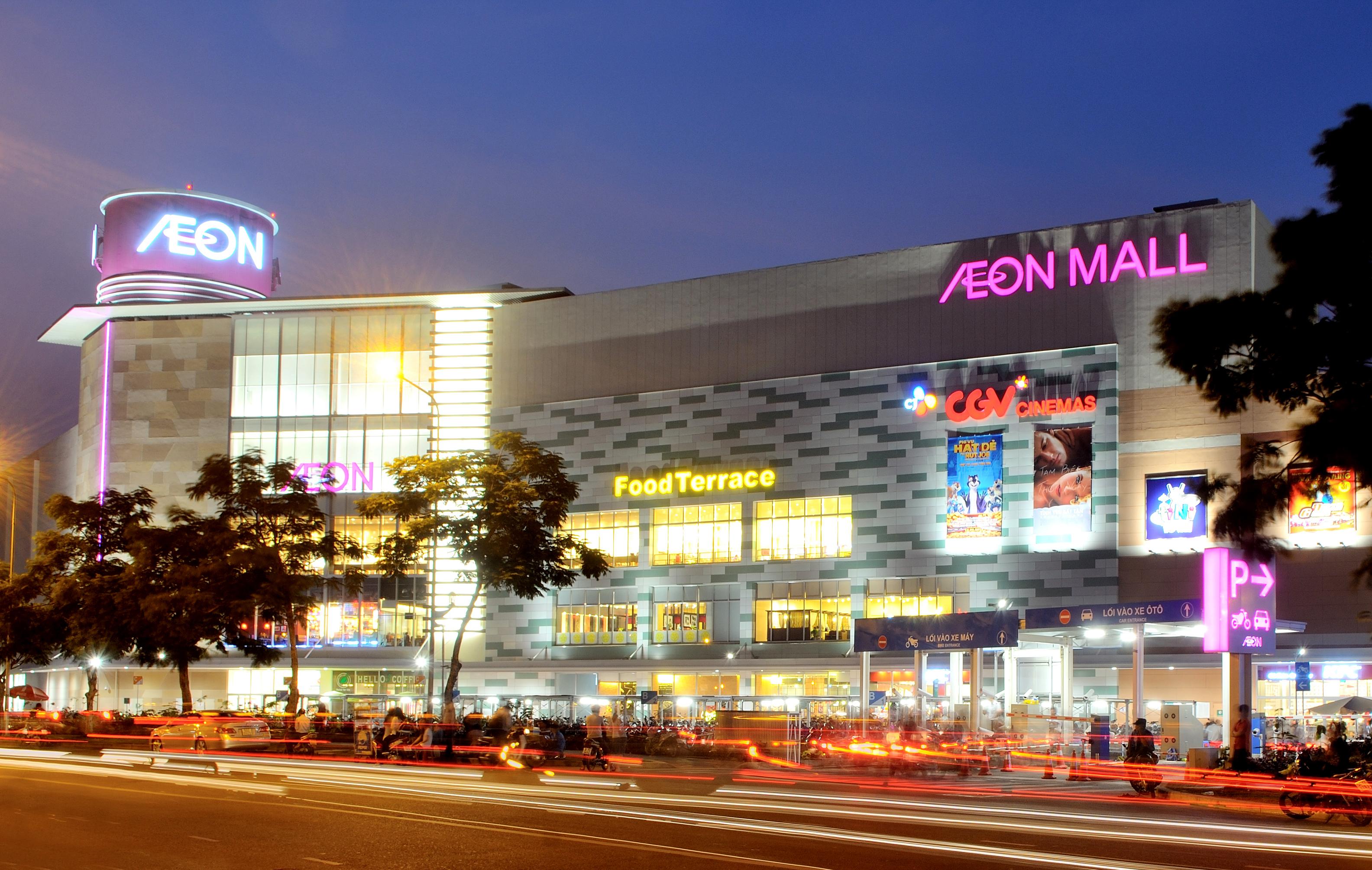 Aeon Celadon Tân Phú