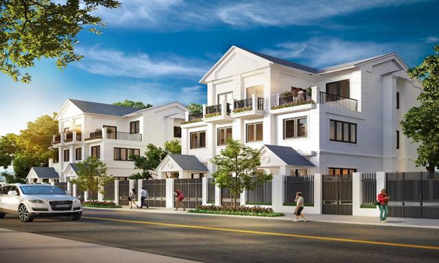Dự án Nhà phố và Biệt thự PALM MARINA – Novaland Quận 9