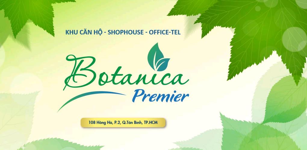 Dự án căn hộ Botanica Premier