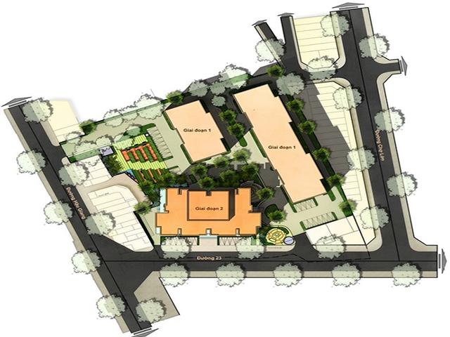 Toàn bộ An Phú Apartment quận 6
