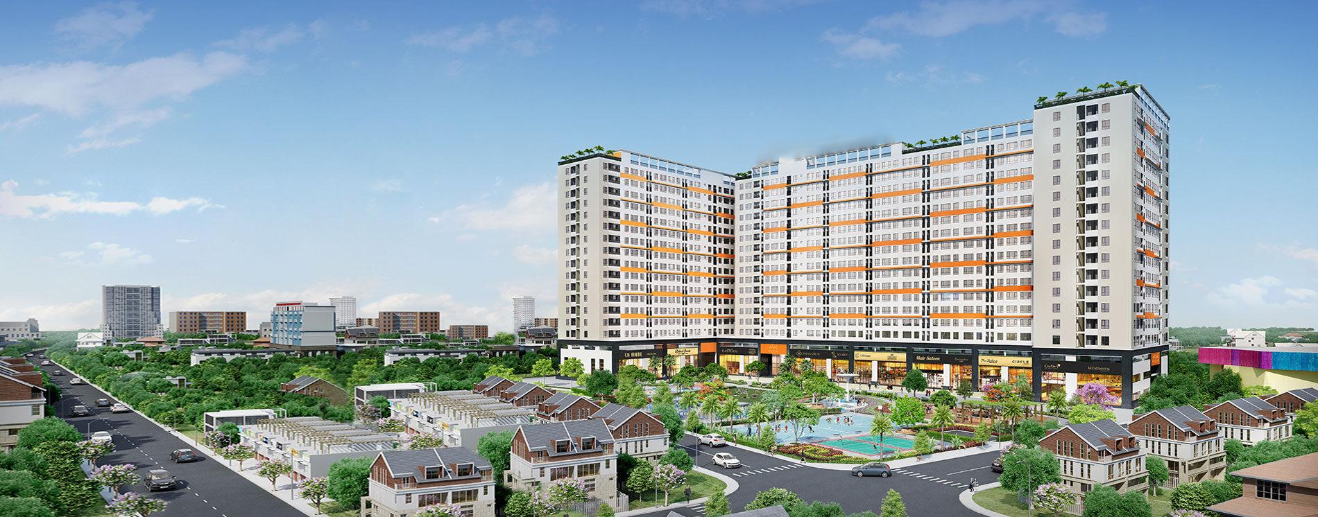 Dự án An Phú Apartment quận 6