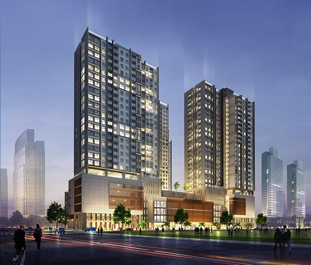 Xi Grand Court Quận 10