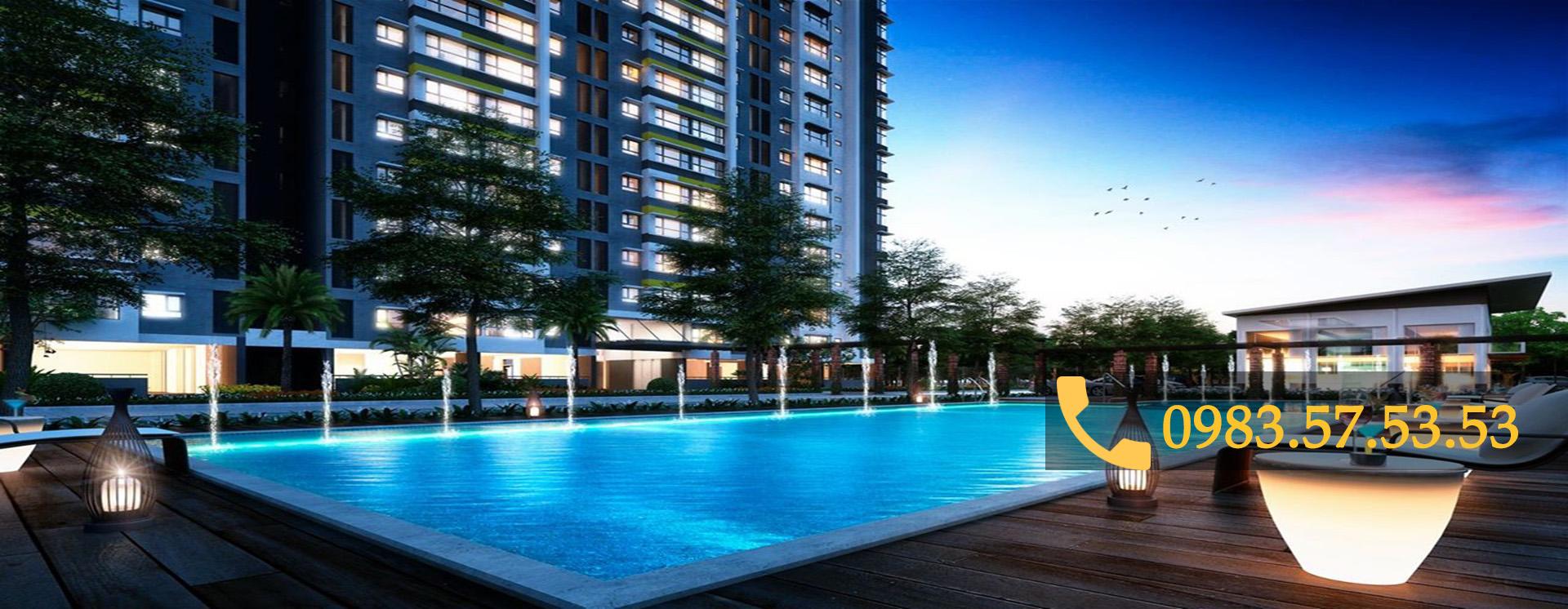 Dự án căn hộ Sài Gòn Royal