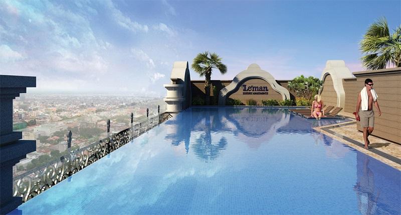 Căn hộ cao cấp Leman Luxury Quận 3