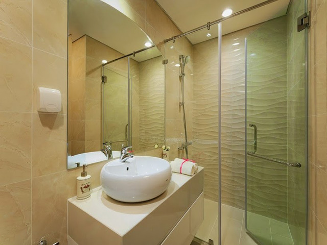 Nhà tắm căn hộ Diamond City quận 7