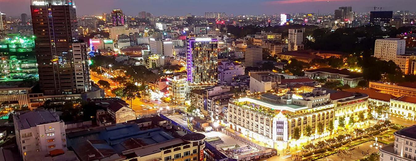 Dự án Sài Gòn Mê Linh Tower quận 1