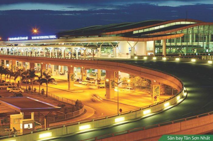 Thuận tiện di chuyển đến sân bay