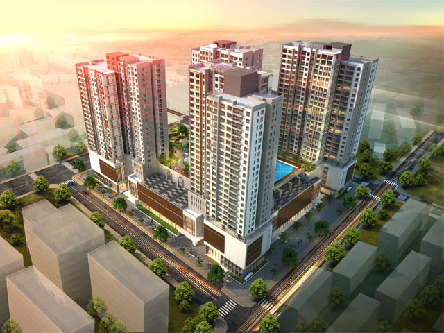 Tổng quan dự án căn hộ Xi Grand Court Quận 10