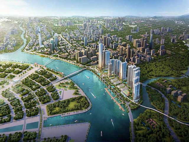 Dự án Vinhomes Golden River Quận 1