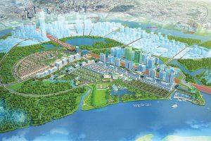 Dự án Căn hộ Vinhomes Thủ Thiêm quận 2