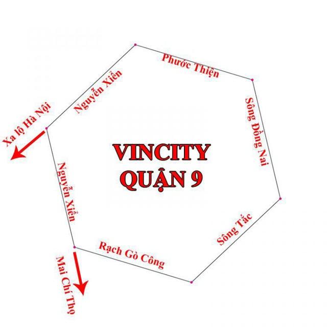 Bảng giá căn hộ Vincity Quận 9 cập nhập tháng 2/2017