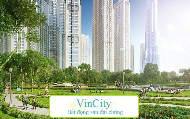 dự án căn hộ vincity quận 9 sắp được ra mắt vào tháng 10/ 2017