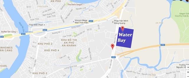 dự án water bay q2