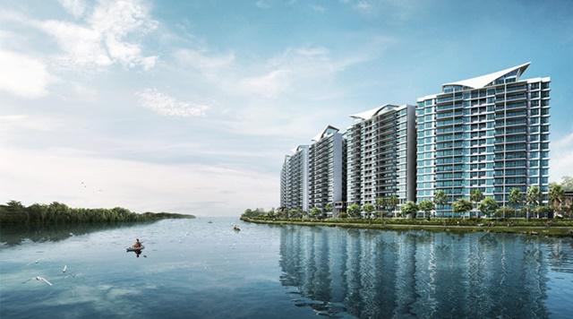 Dự án căn hộ Water Bay q2