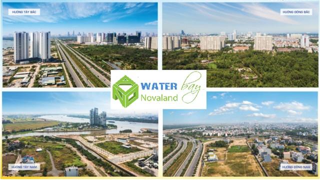 Hình ảnh thực tiễn dự án Water Bay q2.