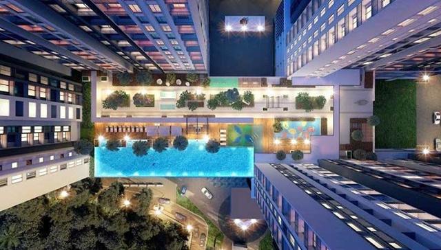Cuộc sống tại căn hộ cao cấp Water Bay q2