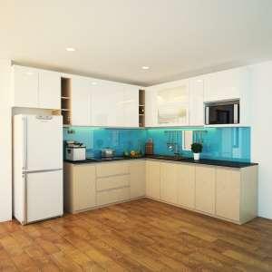 thiết kế hiện đại và trang trí nội thất cao cấp                   căn hộ zen tower quận 12