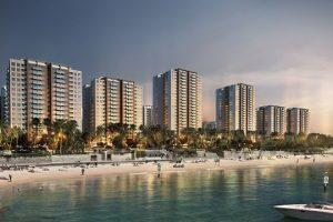 Dự án Water Bay q2 - căn hộ nằm tại trung tâm quận 2