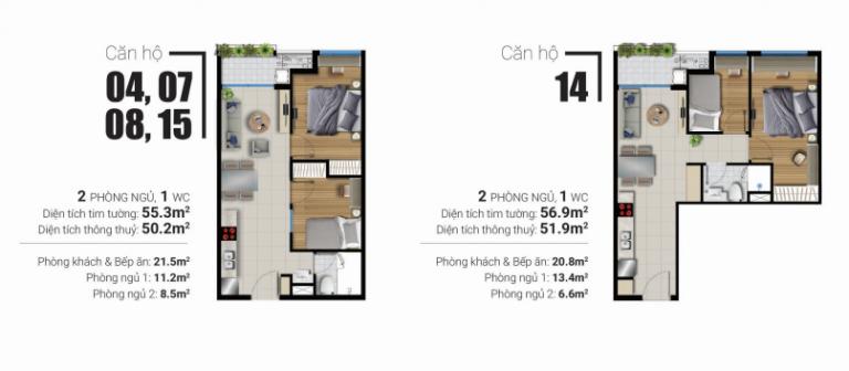 Thiết-kế-mặt-bằng-tầng-điển-hình-căn-hộ-The-Garden-Bay-3