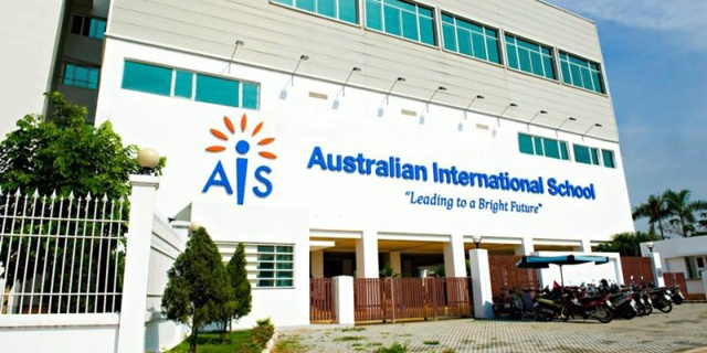 Trường Quốc tế Úc Châu