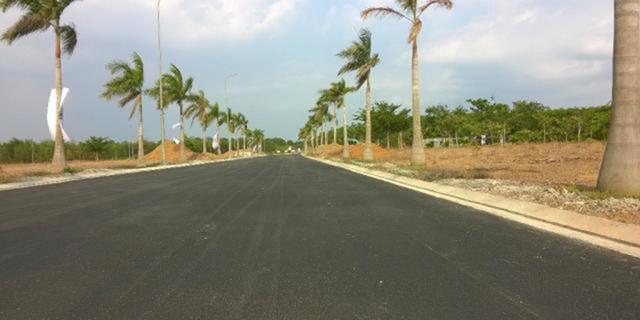 Dự án Sài Gòn Mystery Villas quận 2 đang được khởi công