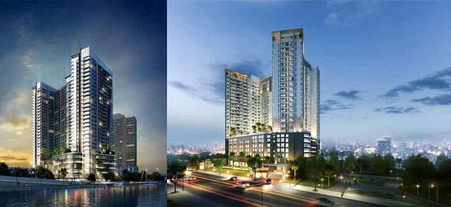 Dự án căn hộ Millennium Quận 4
