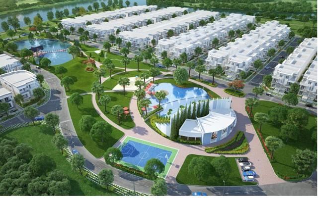 dự án monada khang điền