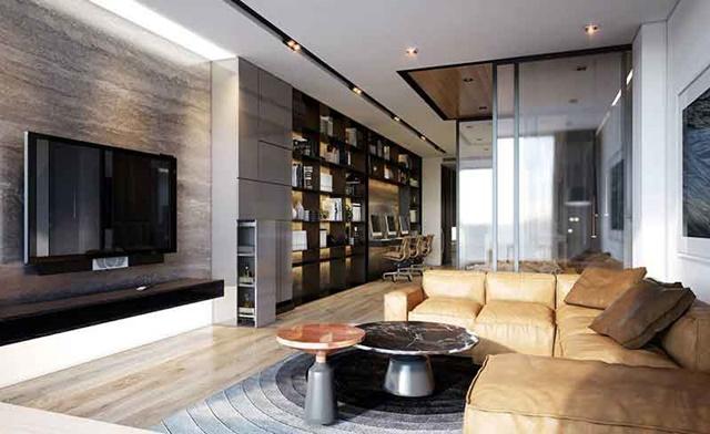 Nhà mẫu căn hộ Millennium quận 4
