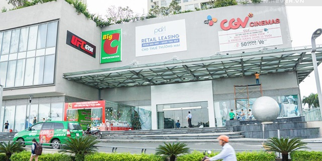 dự án Sài Gòn Mystery Villas liền kề Big C