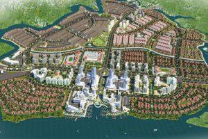 Địa chỉ dự án Sài Gòn Mystery tổng quan vệ tinh