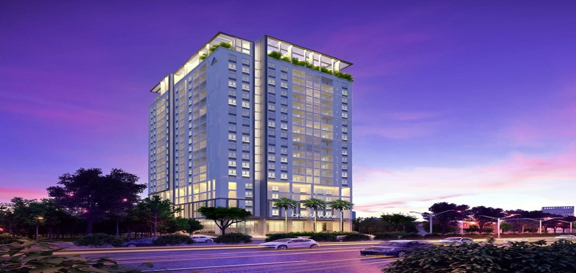 Dự án căn hộ Opal Skyview Phạm Văn Đồng