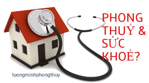 Phong thuỷ nhà ở và sức khoẻ