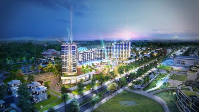 Condotel FLC Grand Hotel Sầm Sơn 15 tầng