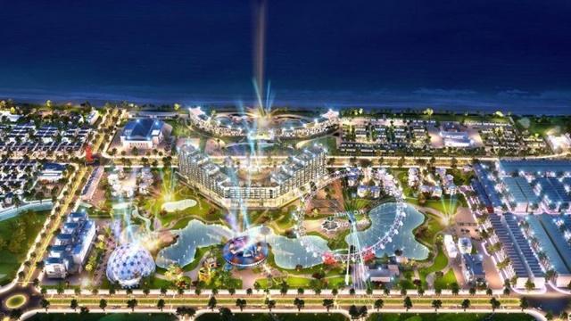Dự án FLC Sầm Sơn Thanh Hóa giai đoạn 2 (FLC Lux City Samson)