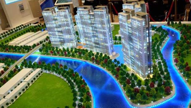 Dự án căn hộ Gem Riverside