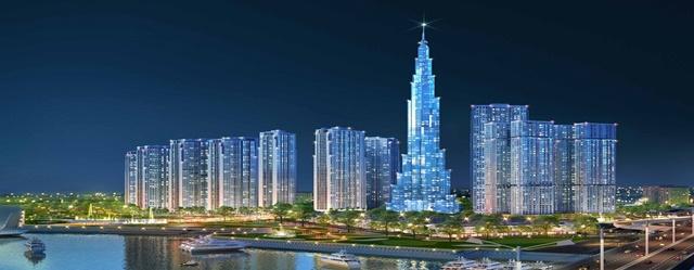 Căn hộ Opal Skyview Phạm Văn Đồng