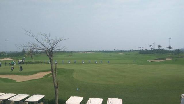 Sân golf FLC Sầm Sơn - sân golf 18 lỗ dạng link đầu tiên tại Việt Nam