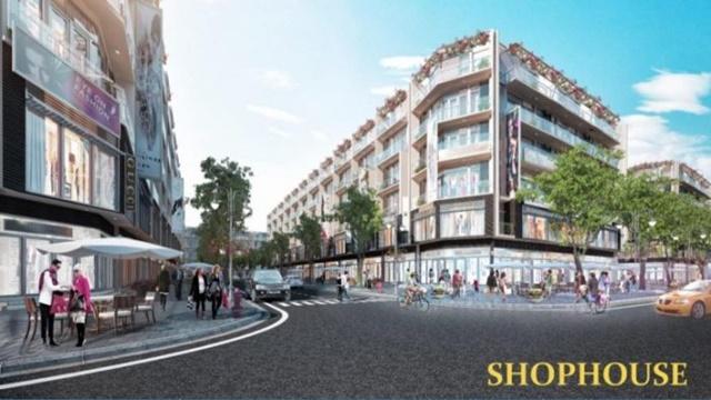 Shophouse FLC Sầm Sơn có thể kinh doanh với nhiều mục đích sử dụng khác nhau