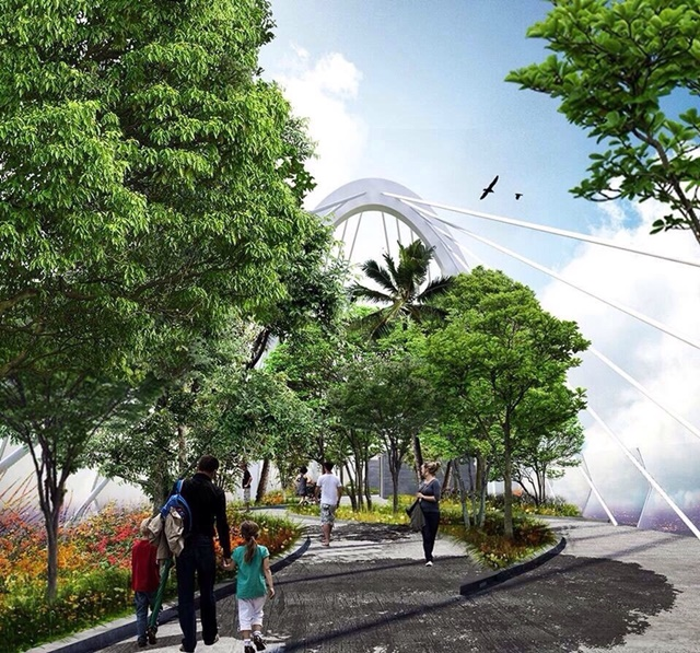 Sky Park căn hộ diamond lotus riverside