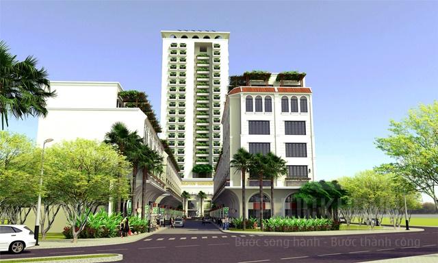 Giá bán nhà phố Tân Phú CĐT Phúc Khang
