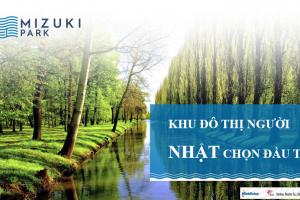dự án khu đô thị mizuki park bình chánh