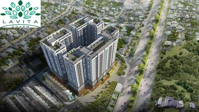 Lavita Charm của Hưng Thịnh lại có giá rất mềm ~30tr/m2 trong khi quy mô, vị trí không hề thua kém các dự án khác trong khu vực.