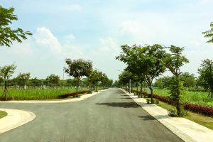 Đường đến dự án khu dân cư nhơn đức nhà bè ngắn nhất