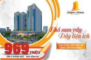 Căn hộ Sài Gòn Avenue