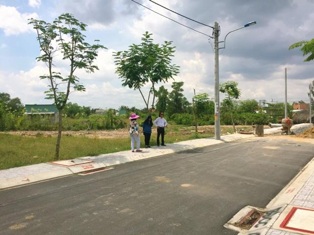 Đất đường Trường Lưu Quận 9