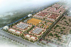 Tổng quan dự án đất nền khu dân cư Xuyên Á