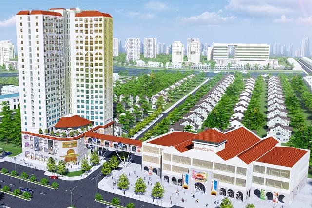 Saigon South Plaza quận 7