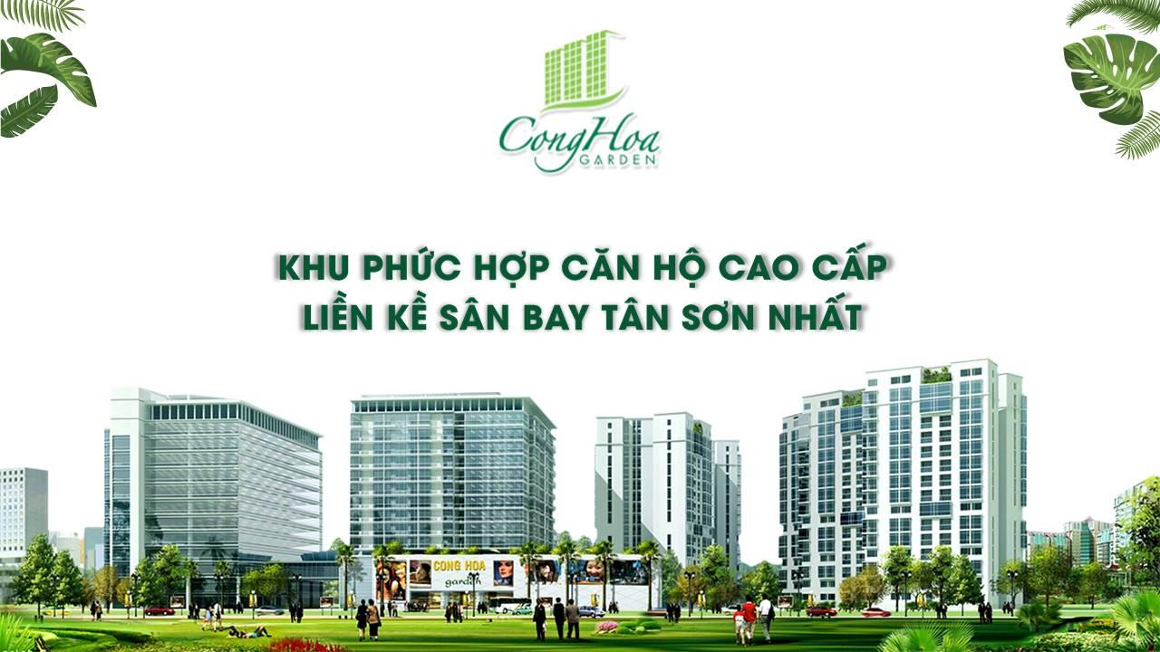 <strong>Dự Án Cộng Hòa Garden</strong> (1)