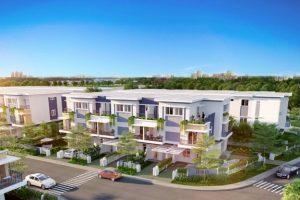 Dự án nhà phố Lovera Park bình chánh